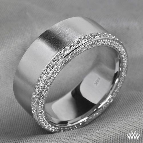 30 Most Popular Men S Wedding Bands Ideas Wedding Rings
