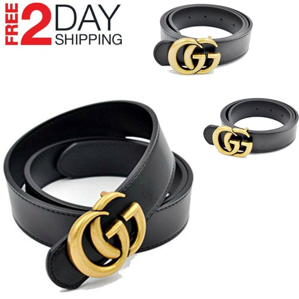 [TGVQUN] Luxury Designer GG Style Women Girl Fashion Belt