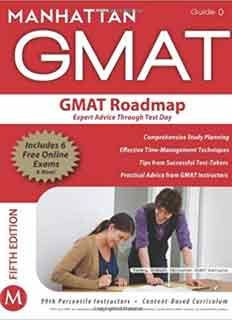 Books prep pdf gmat manhattan