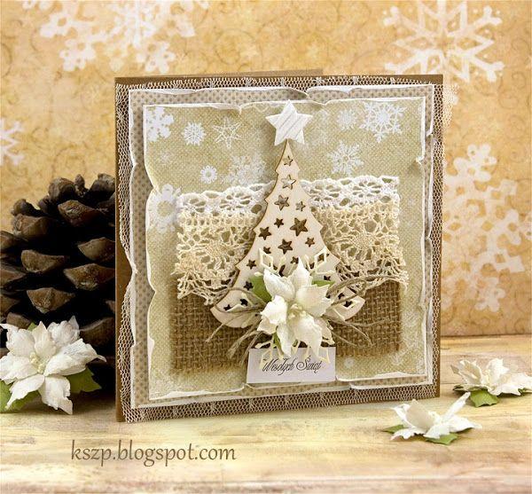 Christmas card by Klaudia/Kszp