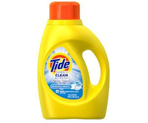 Topcashback Free 40oz Bottle Of Tide Simply Clean Http