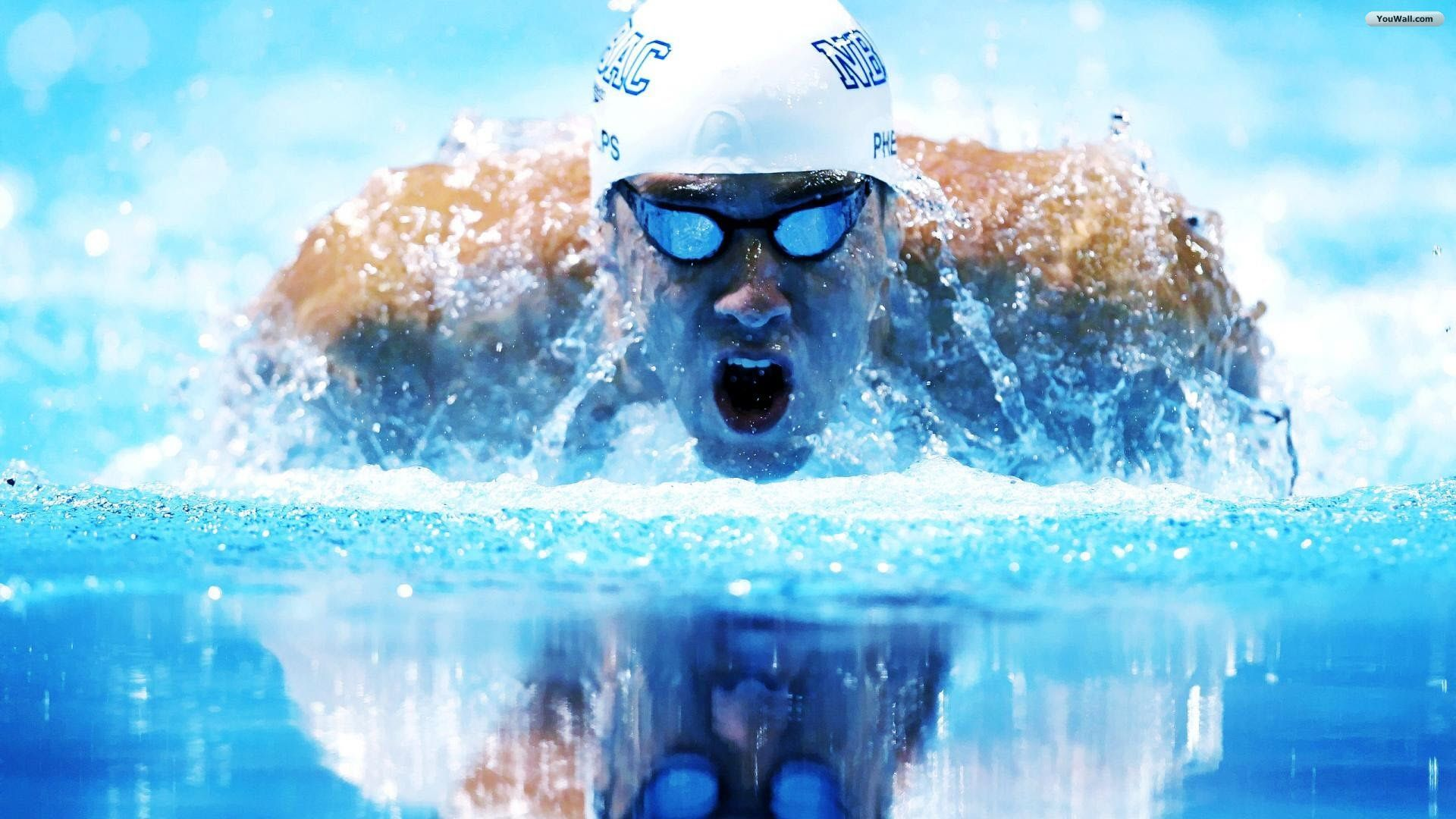 Awesome Michael Phelps HD Wallpaper Free Download
