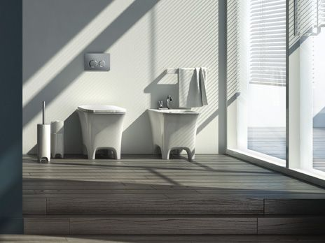 Kios bagno ~ Cow design meneghello paolelli associati #sanitari #accessori