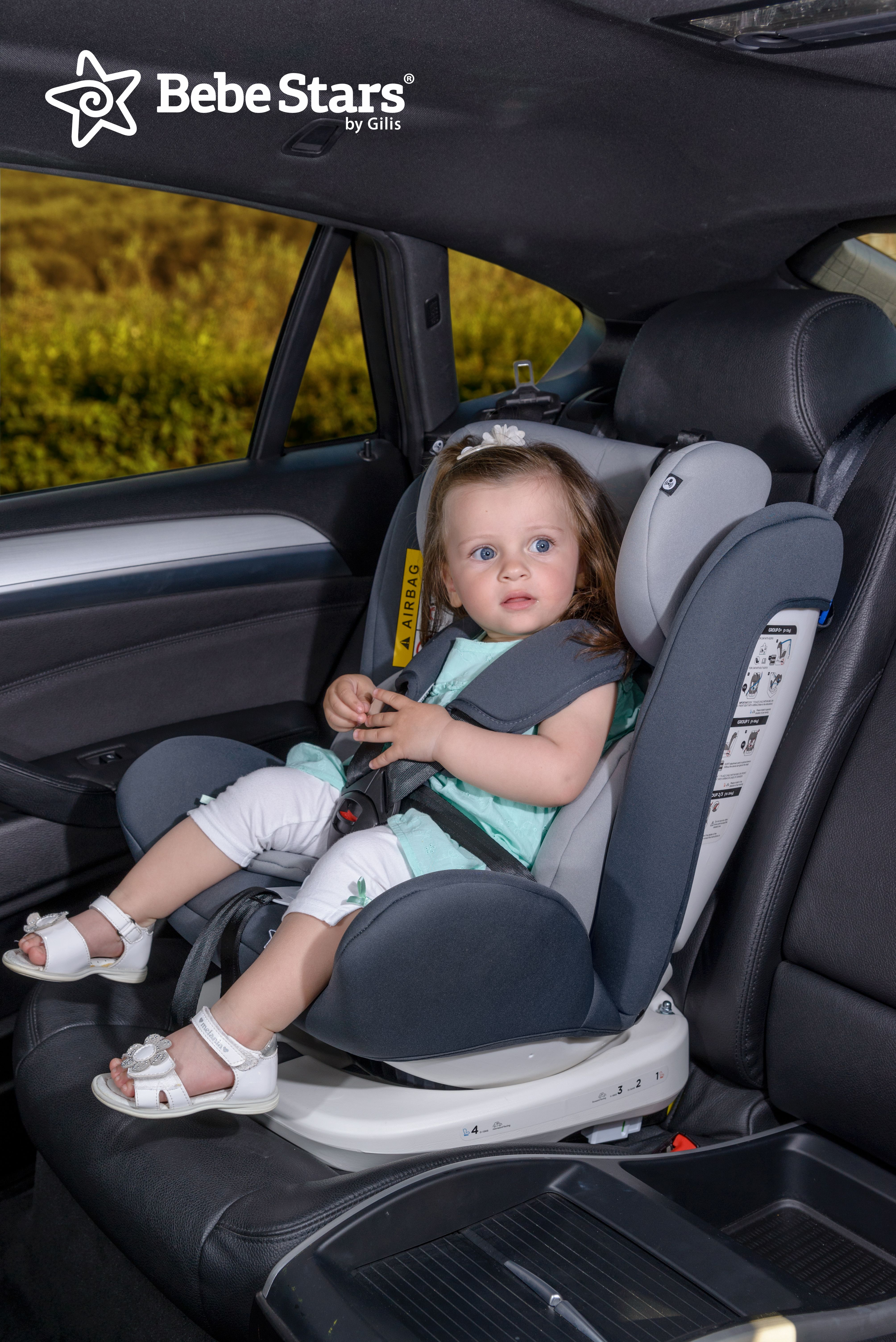 Levante 0 36 Kg In 2020 Baby Car Seats Baby Car Baby Strollers