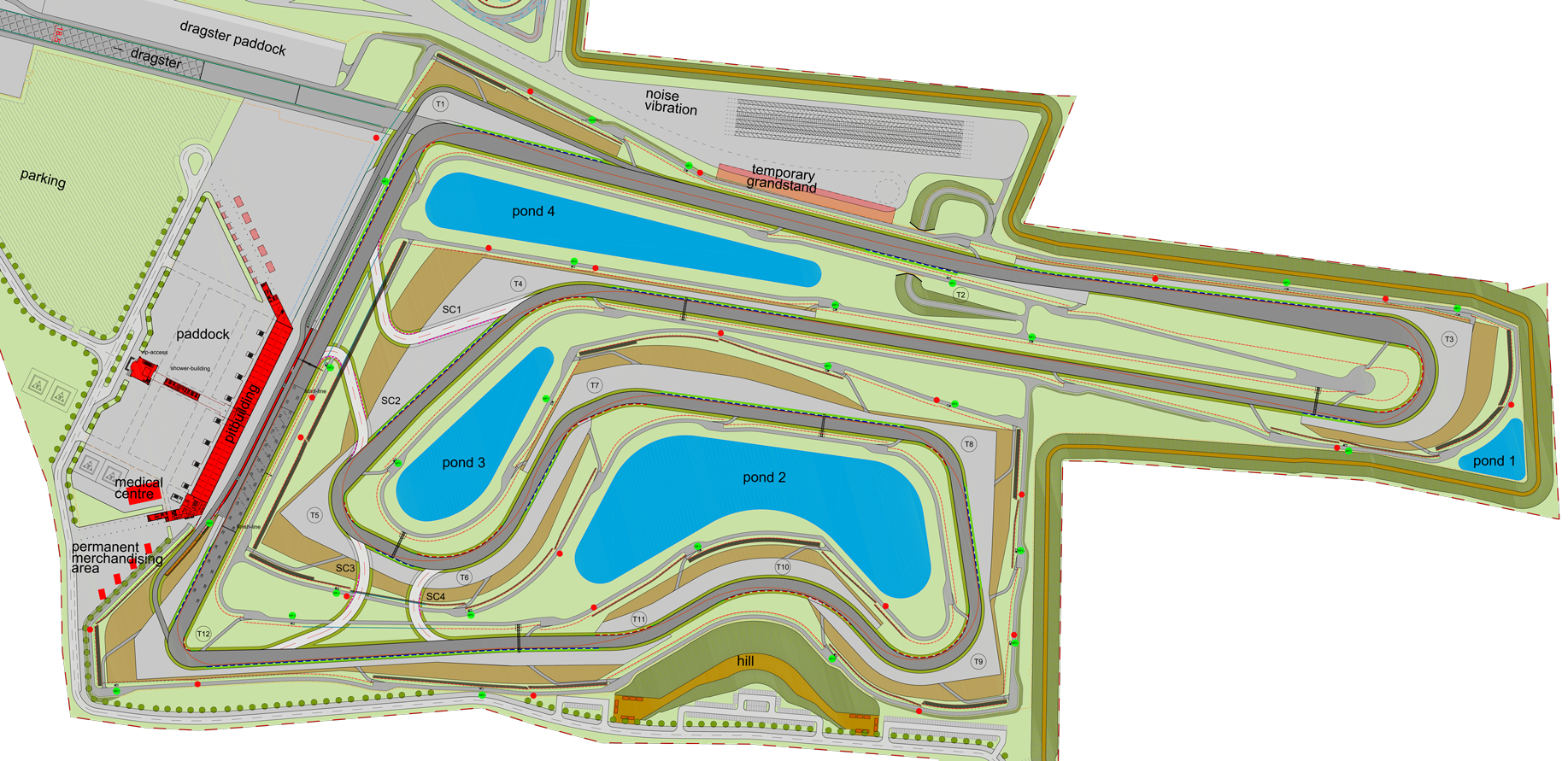 chang international circuit - Google Search | Race Tracks ...