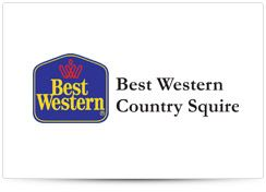 The Best Western Country Squire Resort is located midway between Montreal and Toronto in the heart of the 1000 Islands. We offer a variety of accommodations, from romantic getaways in our Sensual Suites to comfortable accommodations overlooking our outdoor pool area or English style garden courtyard.
