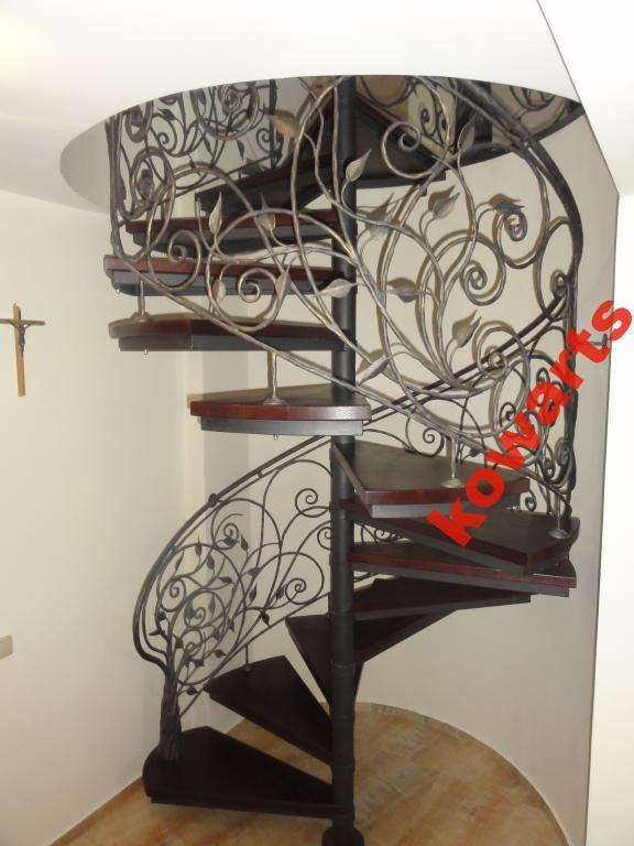 Schody Krecone Schody Spiralne Balustrady Kute 5372672007 Oficjalne Archiwum Allegro Outdoor Decor Home Decor Decor