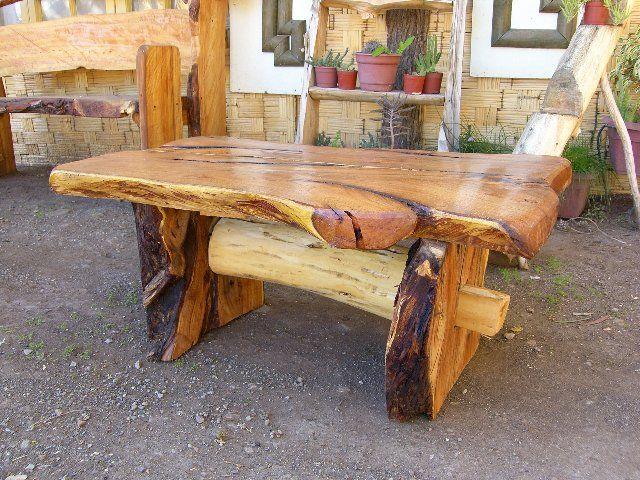 muebles rusticos de madera para baños - Buscar con Google | muebles ...
