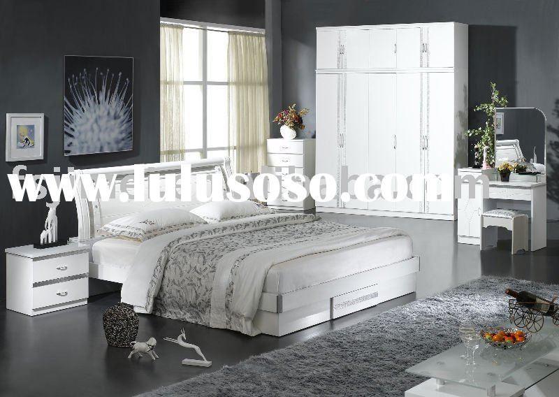 Atemberaubende Hochglanz Weiß Schlafzimmer Möbel Hochglanz Weiß ...