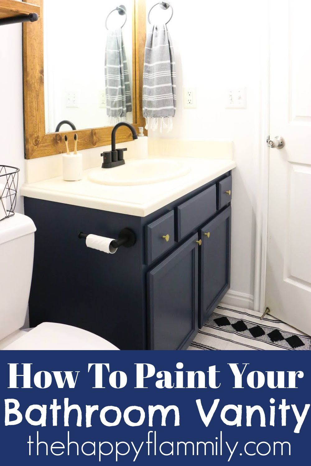 34+ How to paint a bathroom vanity without sanding model