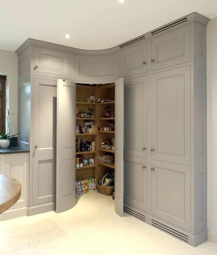 image result for wickes kitchen corner larder kitchen corner cupboard pantry design kitchen on kitchen cabinets corner id=95294