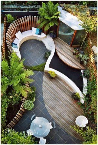50+ Enchanting Backyard Landscaping Ideas | Landscaping ideas ...