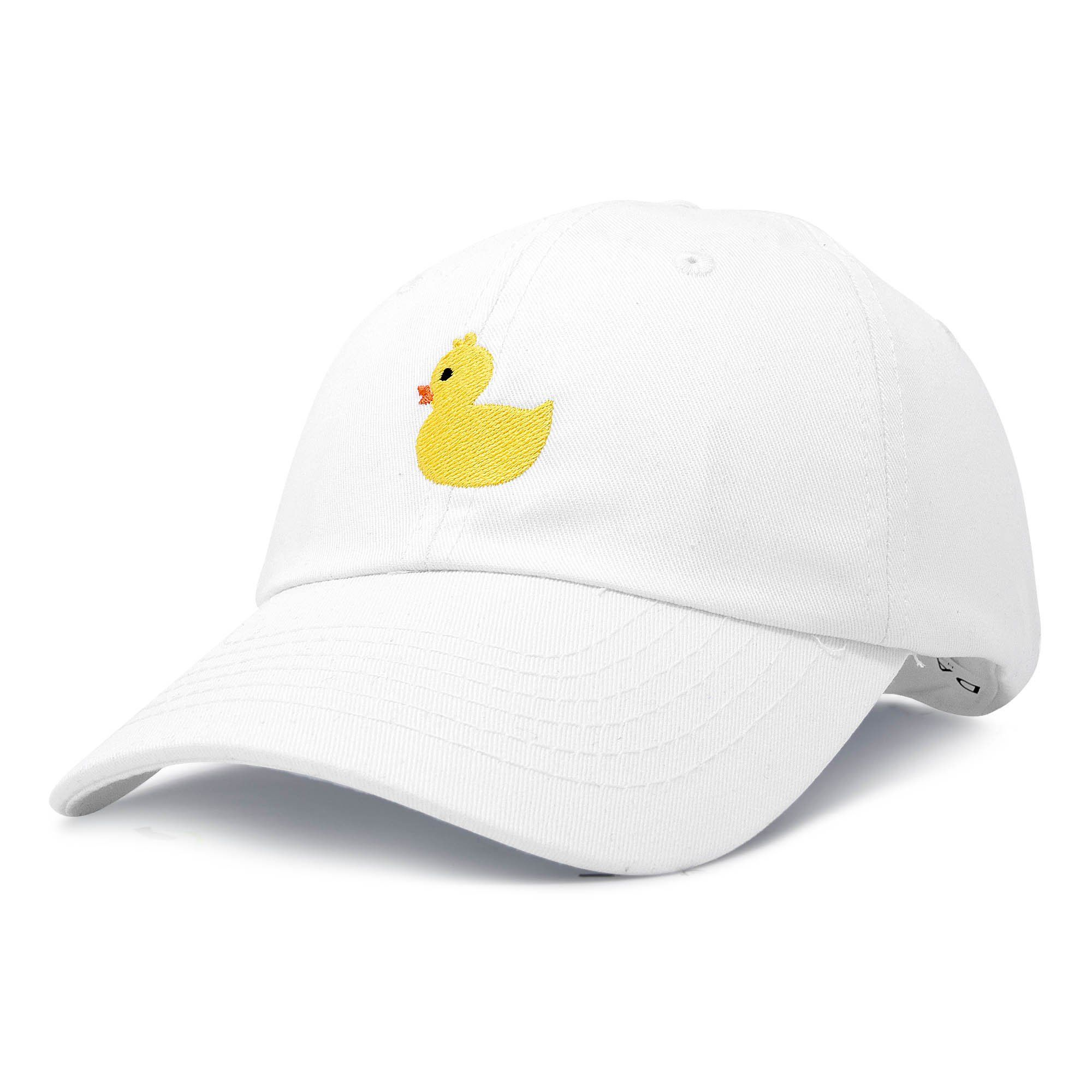 16edfb51d96e0 Cute Ducky Soft Baseball Cap Dad Hat in 2019   appearance   Hats ...