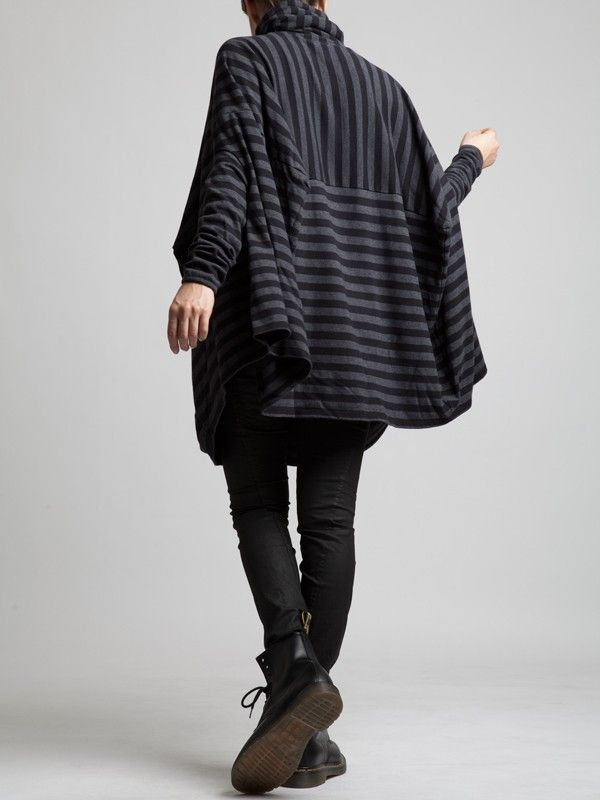 Oversize Jersey Jacket by LURDES BERGADA