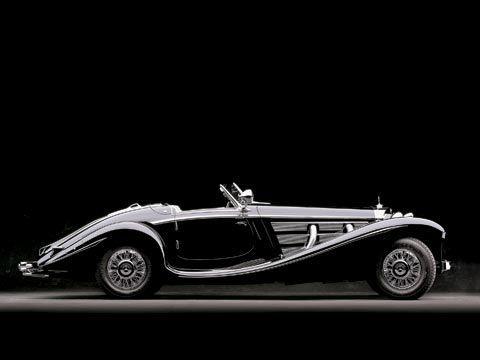 1936 Mercedes Benz 540K