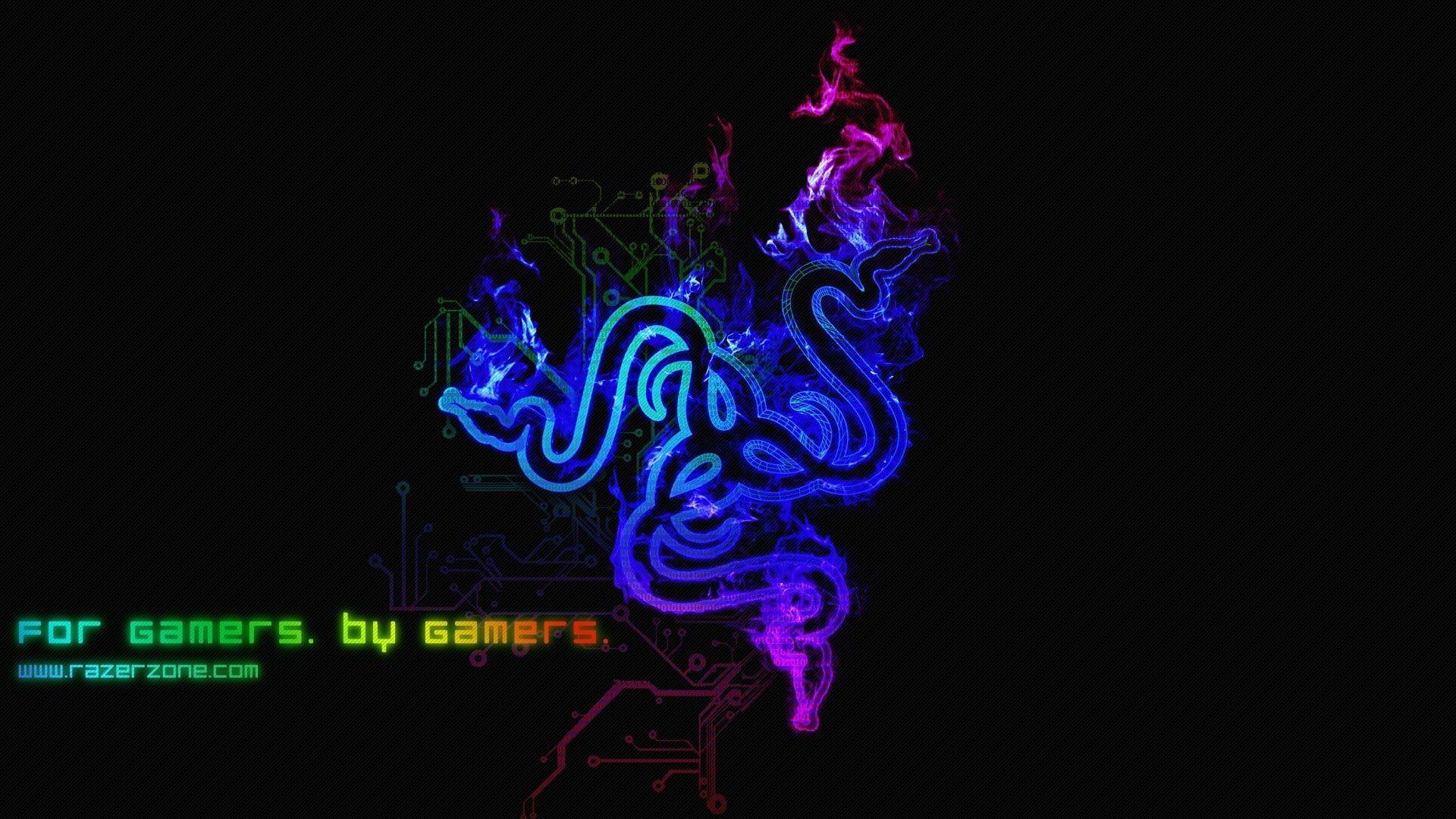 Razer Logo Razer Video Games Pc Gaming Simple Background Simple Colorful 1080p Wallpaper Hdw Simple Backgrounds Simple Background Hd Gaming Wallpapers Hd