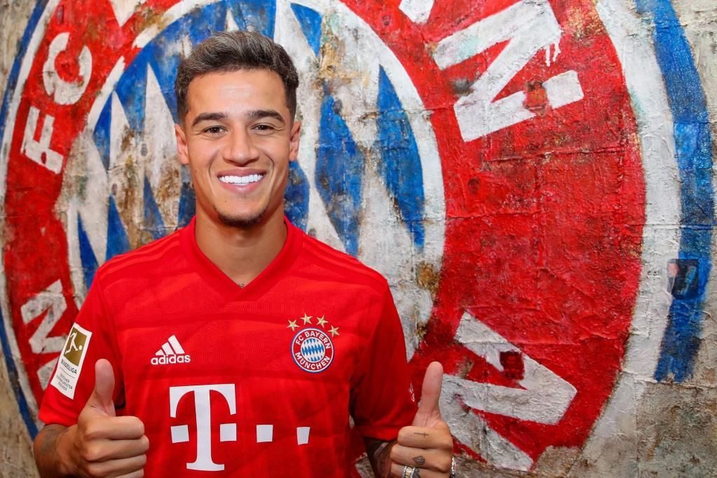 Liverpool Bank 140m From Philippe Coutinhos Barcelona Transfer Despite Bayern Loan Move Bayern Barcelona Transfer Liverpool