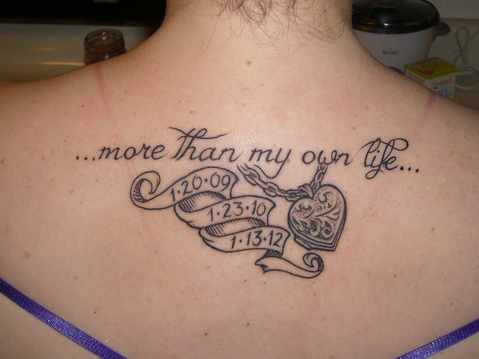 Love Tattoo Quotes For Girls