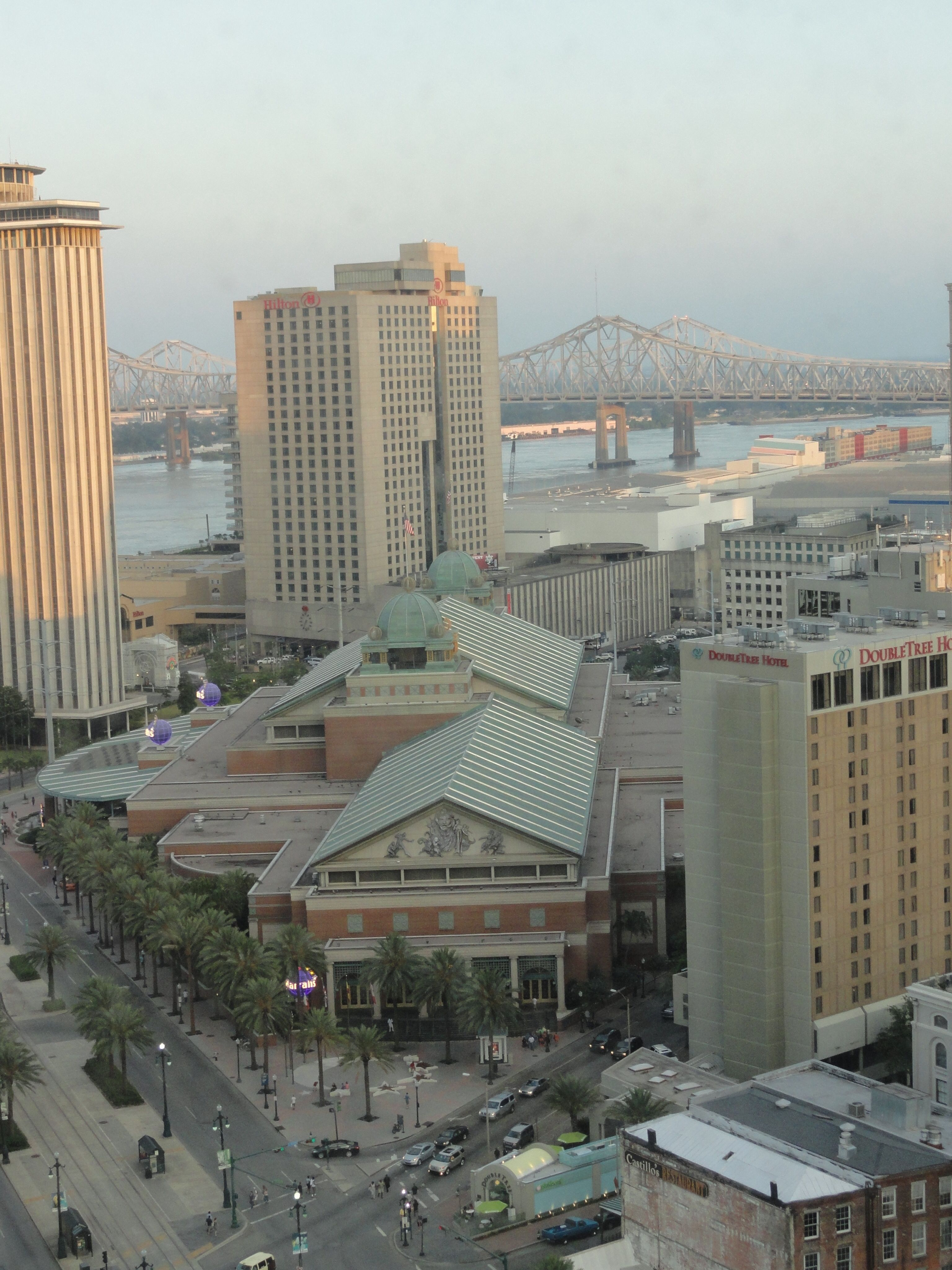 downtown mobile from the skyview lounge holiday inn alabama rh pinterest com