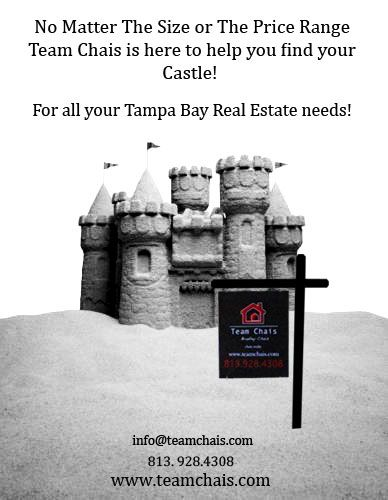 Every King and or Queen needs a castle…