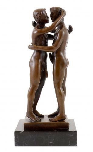European erotic trophies