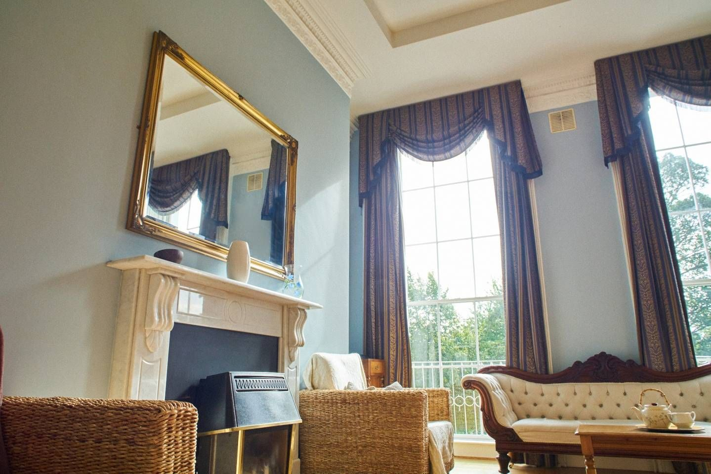 Stunning Georgian apt in the heart of Dublin city ...