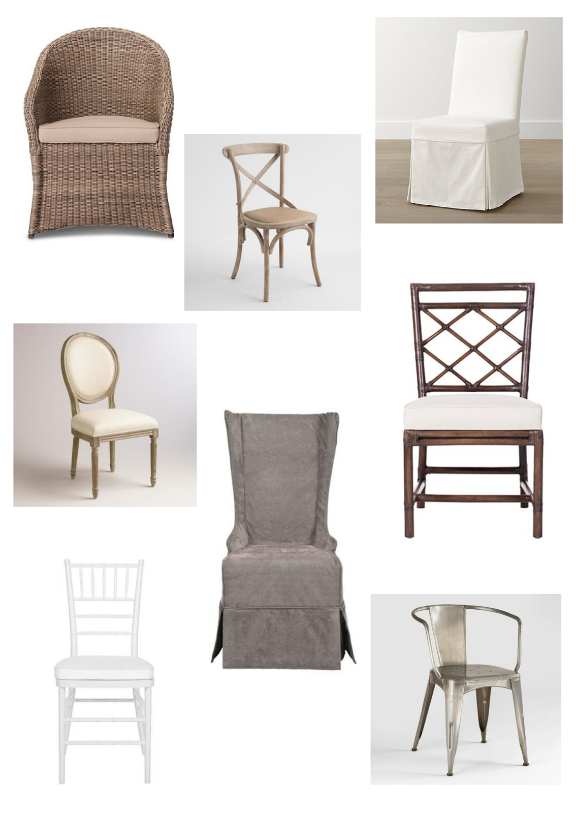 Mixing Dining Room Chair Styles Waiting Room Chairs Chair Style