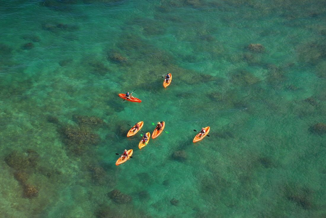 Tour - Shaka Kayaks tours