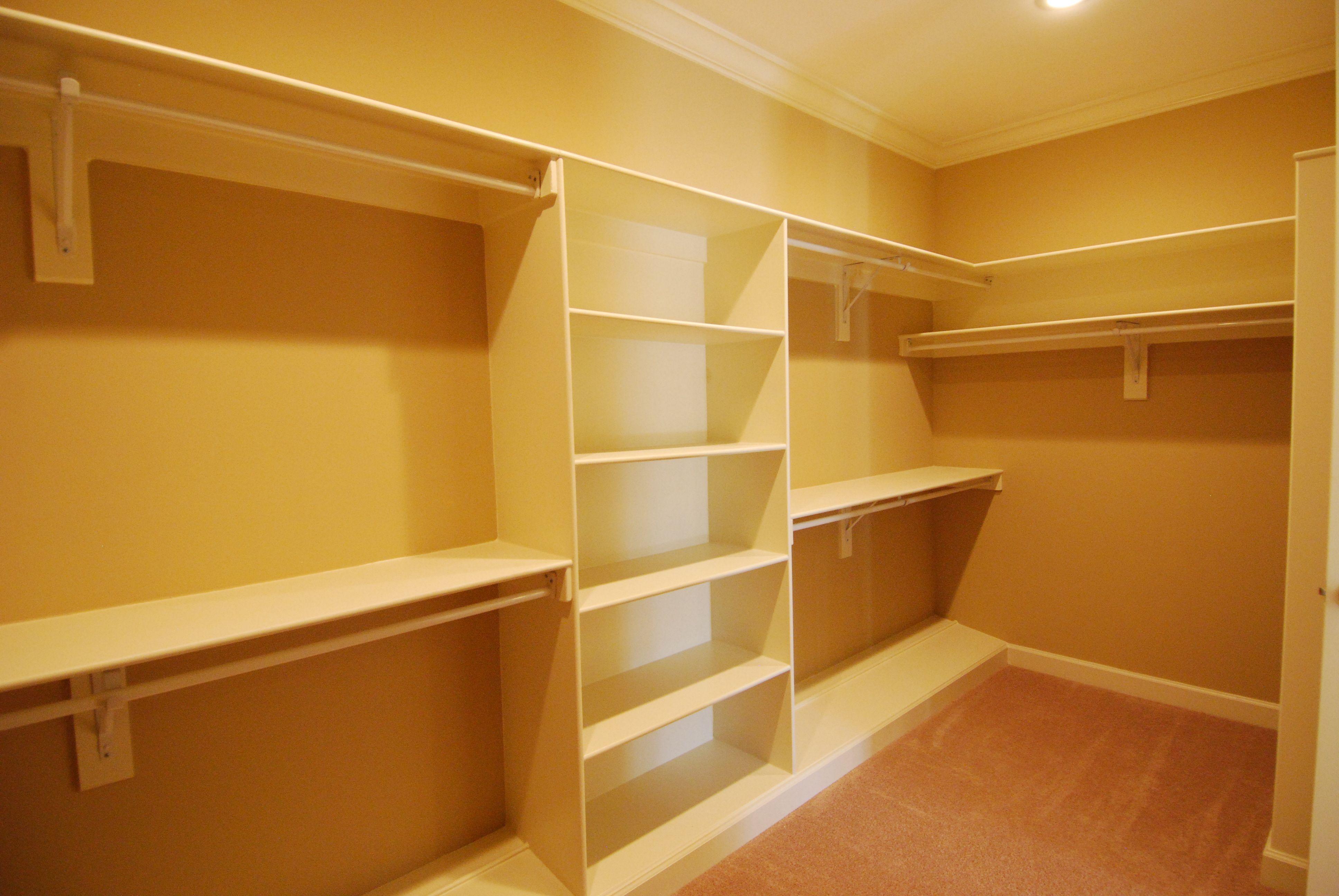 Master Closet Design | Dream house | Pinterest | Master closet ...