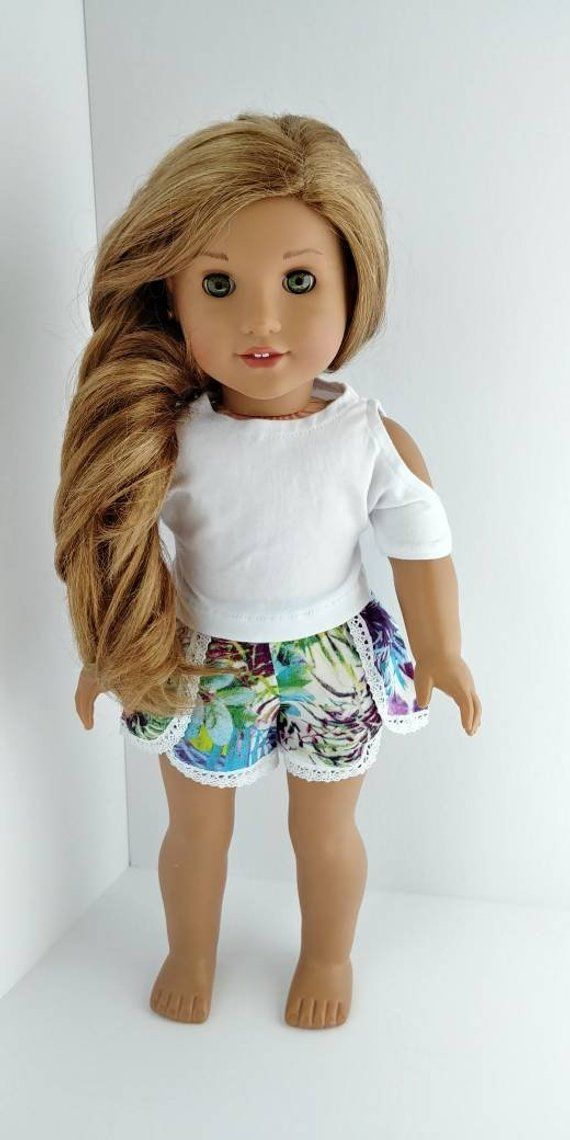 18 inch doll clothes. Fits like American girl doll clothing | Etsy #girldollclothes