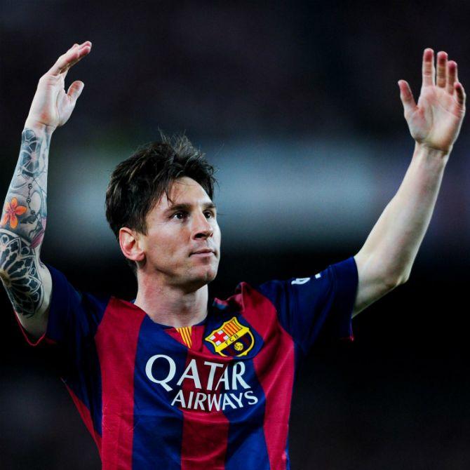 El Golazo De Lionel Messi En La Final De La Copa Del Rey Lionel Messi Messi Golazo