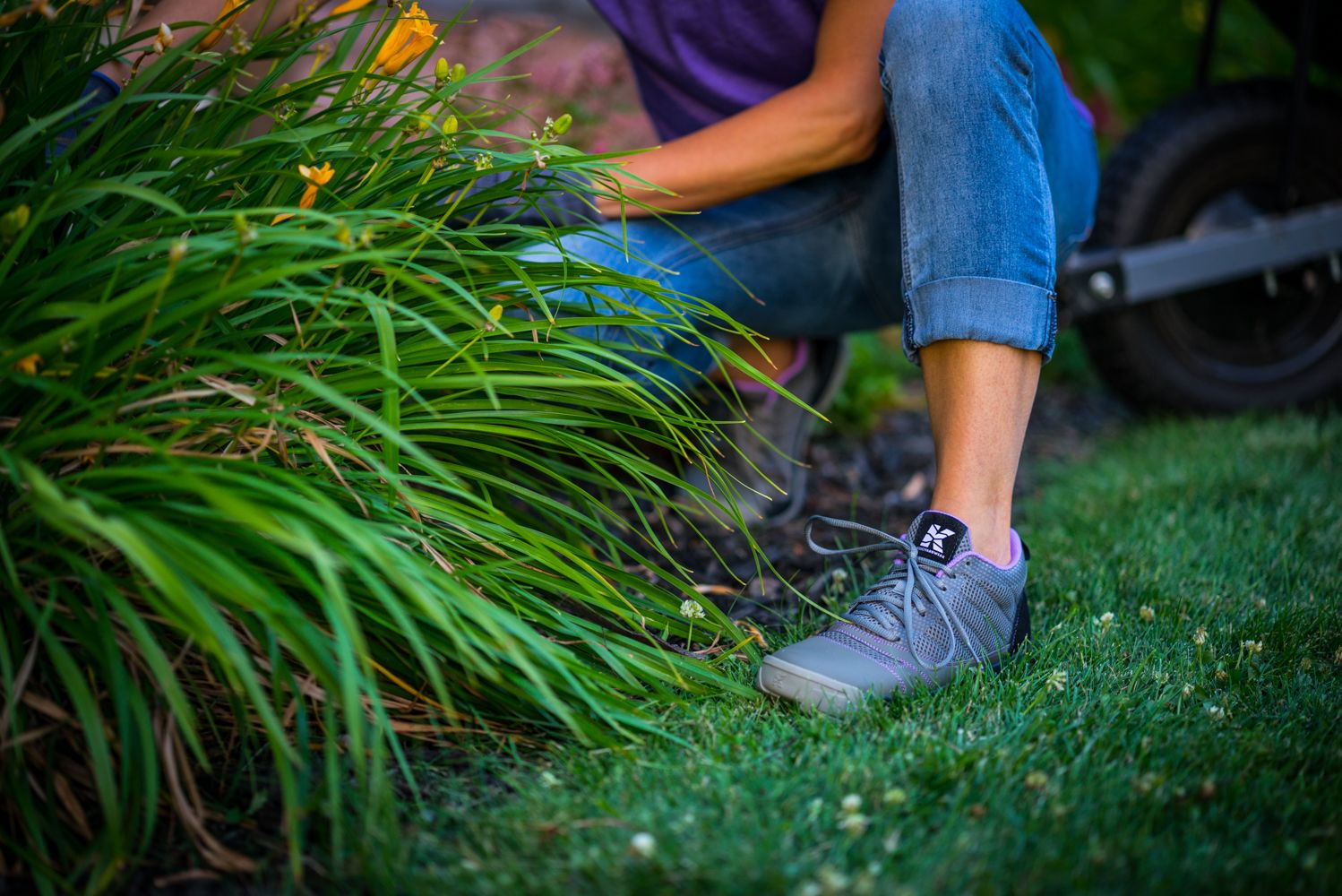 How Cute Is This Shoe Designed For Gardening And Yard Work Yard Work Gardening Shoes Lawn And Garden