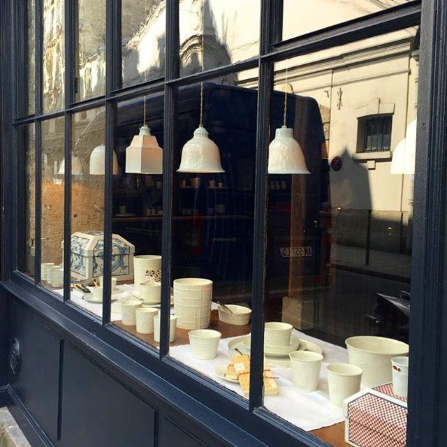 Porcelain in Paris: Alix D. Reynis Shop. @alixdreynis #rmdestination ...