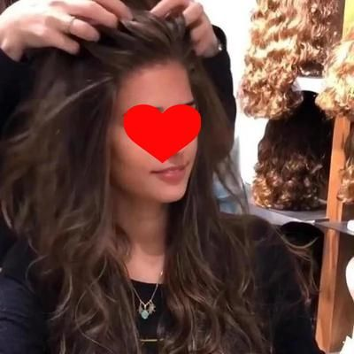 fashion hair wig-0916.