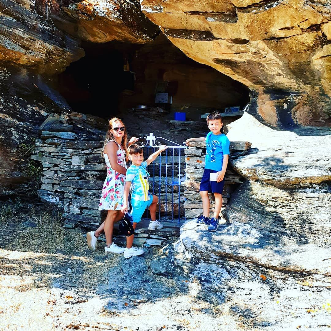 🍃fit_kadin 🍃💃family kea adası son günümüz 😔🥰#grecianholiday  #grece #grecee🇬🇷 #holiday #grecia #grec...