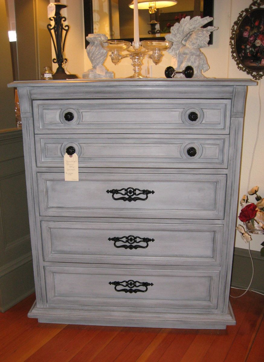 Annie Sloan Serendipity Vintage Furnishings Painted Bedroom Furniture Shabby Chic Furniture Shabby Chic Dresser