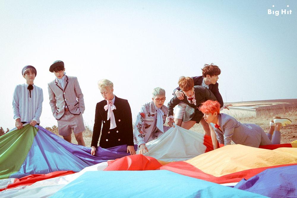 BTS 화양연화 YF    Bangtan Boys 화양연화 Young Forever