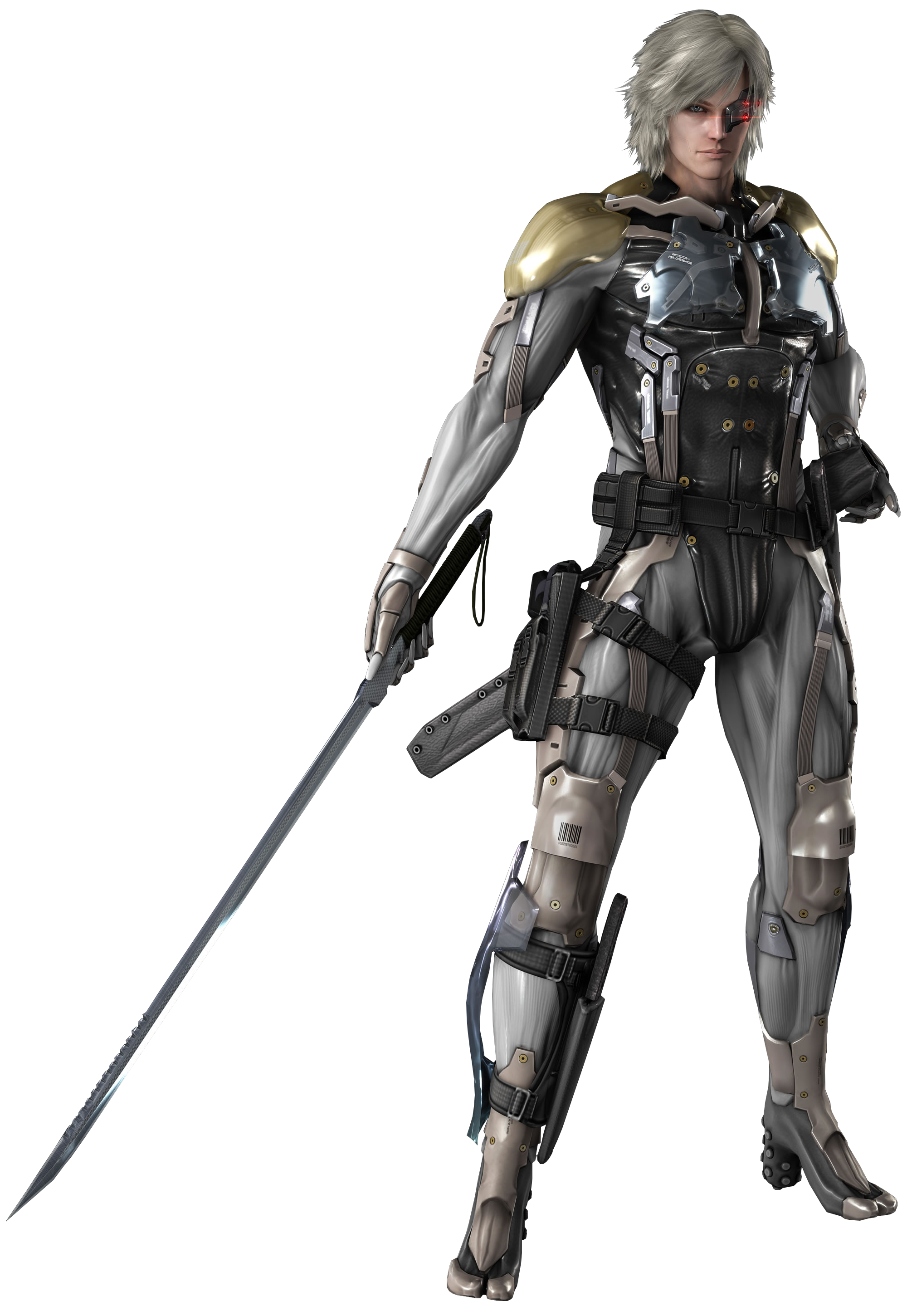 Http Www Deviantart Com Art Metal Gear Rising Revengeance Raiden Render 351480903 Metal Gear Rising Metal Gear Metal Gear Solid
