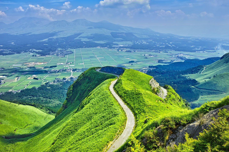 Aso Kumamoto 阿蘇 観光 旅行 絶景