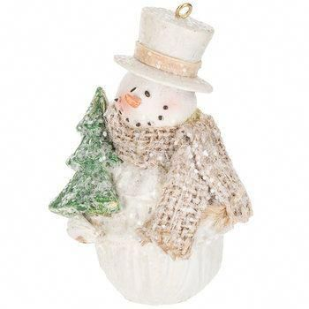 Glitter Snowman Ornament With Tree #hobbylobbychristmas Rc Hobby