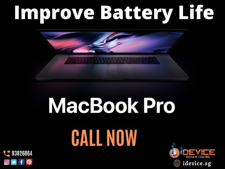 MacBook Pro Battery Replacement Service Singapore | iDevice.sg