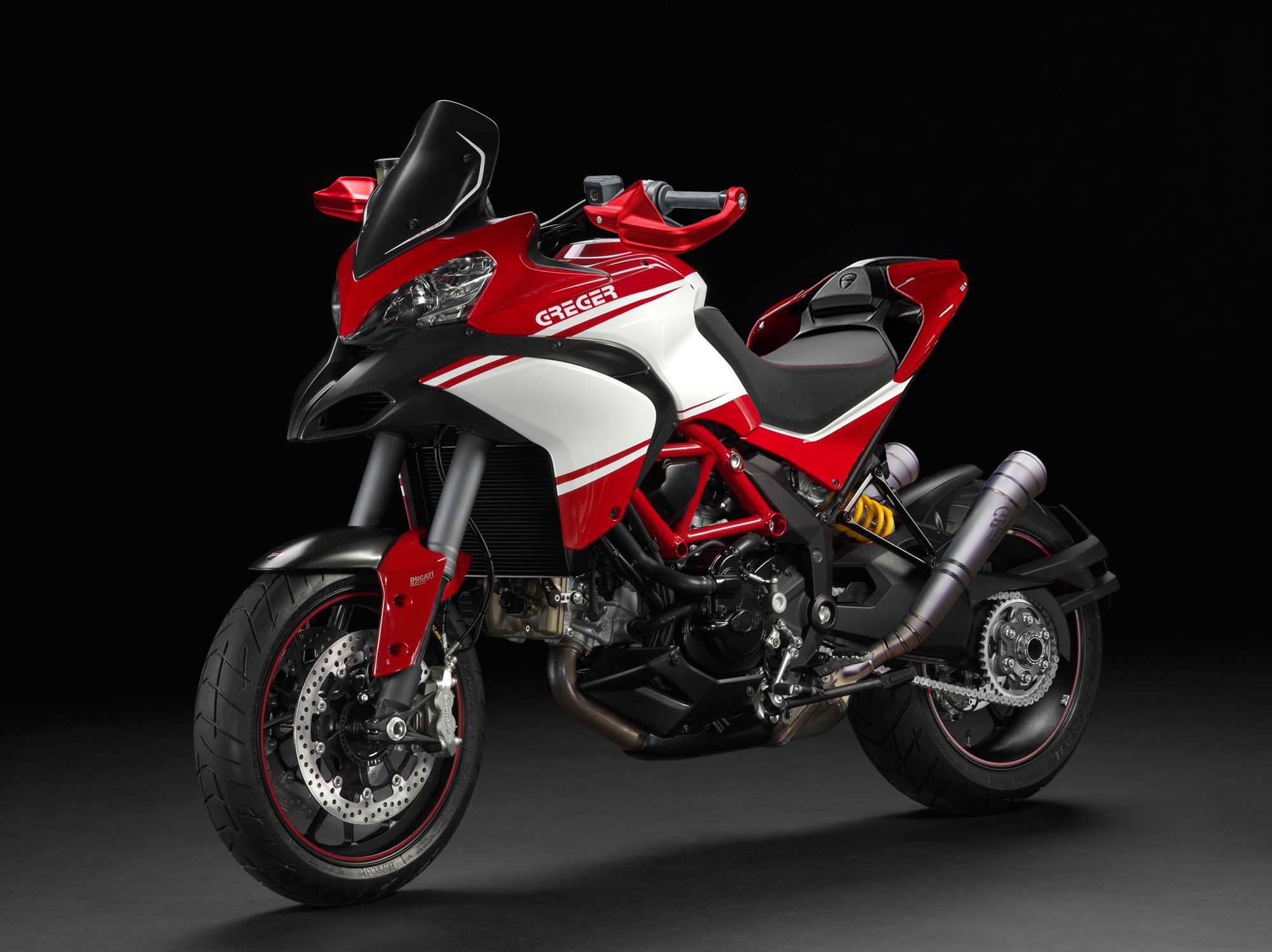 Ducati Multistrada Race GREGER Custom Umbau Tuning | Ducati | Ducati