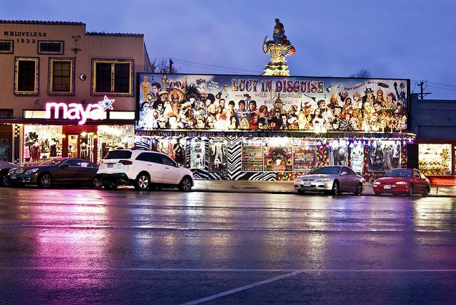 South Congress South Congress Texas Hill Country Austin Businesses