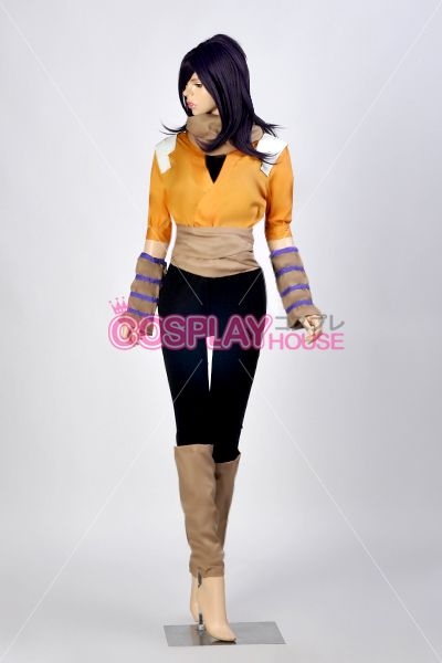 Bleach - Yoruichi Shihouin Cosplay Costume Version 06, $65.95