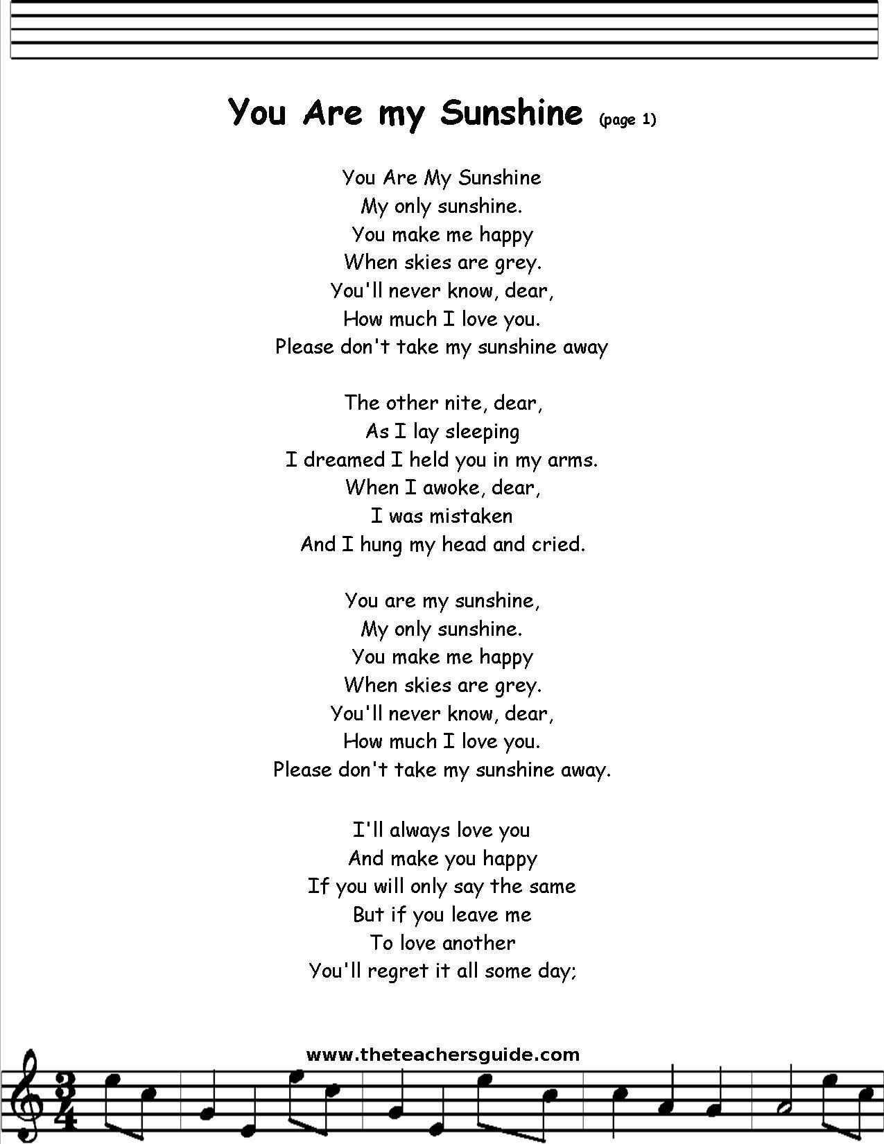 Pin by T M on Songs Birthday song lyrics, Classroom