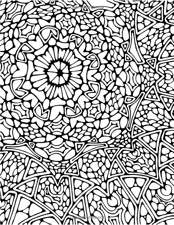 Mandala Adventure: A Kaleidoscopia Coloring Book: Amazon.de ...