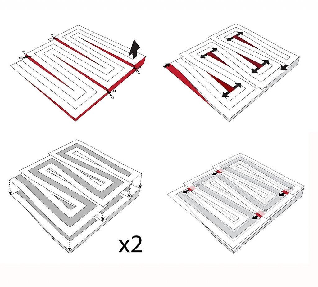 guidelines parking garage ramp design standards parking ...