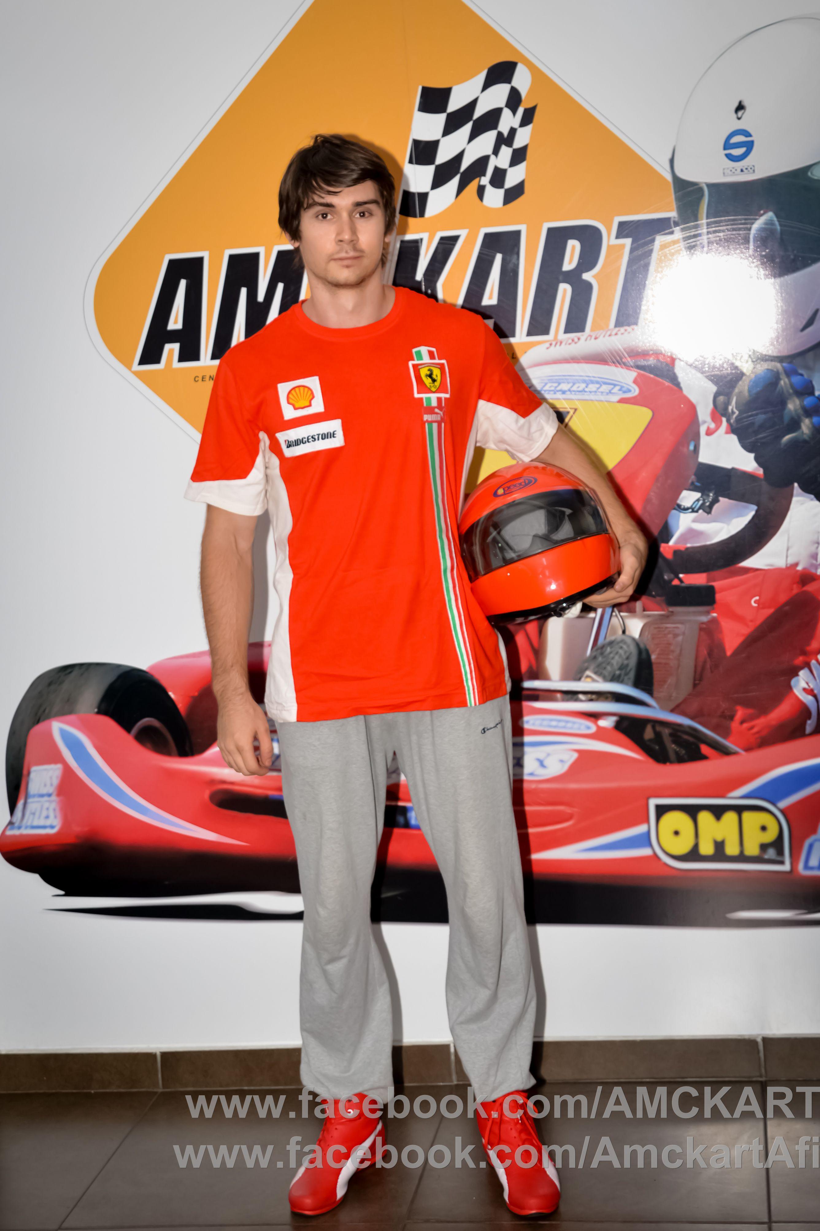 Top Gear & Amckart Competition winner!!! Congratulations Radu!