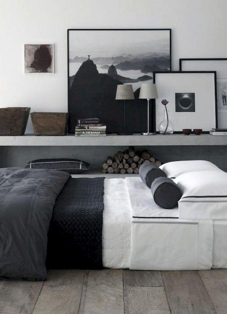 97+ Marvelous Minimalist Bedroom Decor Ideas images