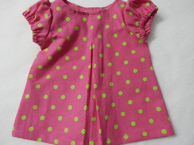 """SALE---american girl dress---fits 18"""" dolls---clothing for american girl, madam alexander, my life, our generation and other 18"""" dolls by DollClothesbyJoonbug on Etsy"""